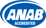ANAB-accredited Certification